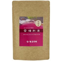 雲海紅茶 亀長茶園