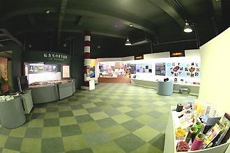 旭化成延岡展示センター館内