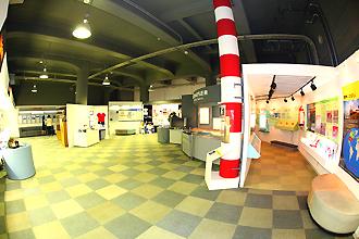 旭化成延岡展示センター館内3