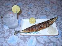 さんまなどの焼き魚に。これは最強の組み合わせ