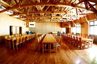 夕府村ホタルの宿 研修室