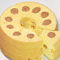 須木(すき)の特産品を使用したシフォンケーキ 洋菓子工房 プチパリ