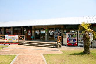 道の駅「北浦」外観