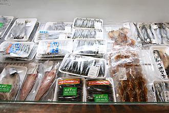 北浦地どれの魚加工品