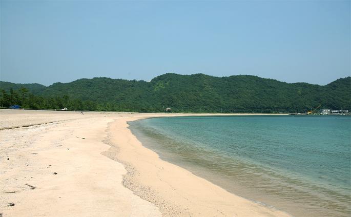 熊野江海水浴場