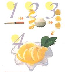 日向夏の食べ方
