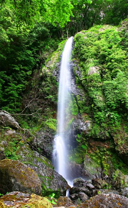 森谷観音滝