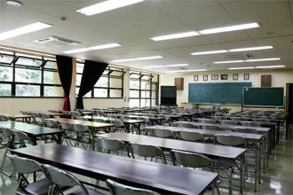 宮崎県むかばき青少年自然の家 第一研修室