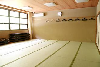 宮崎県むかばき青少年自然の家 第二研修室
