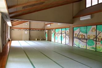 宮崎県むかばき青少年自然の家 宿泊施設(和室)