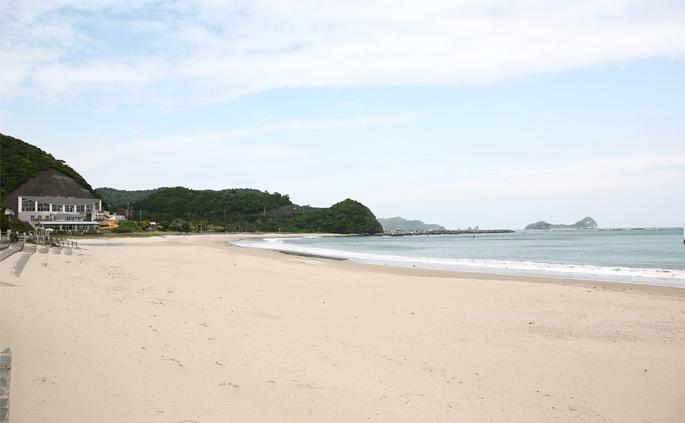 下阿蘇ビーチリゾート浜木綿村 / 下阿蘇海水浴場