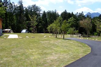 鹿川キャンプ場 オートキャンプ場