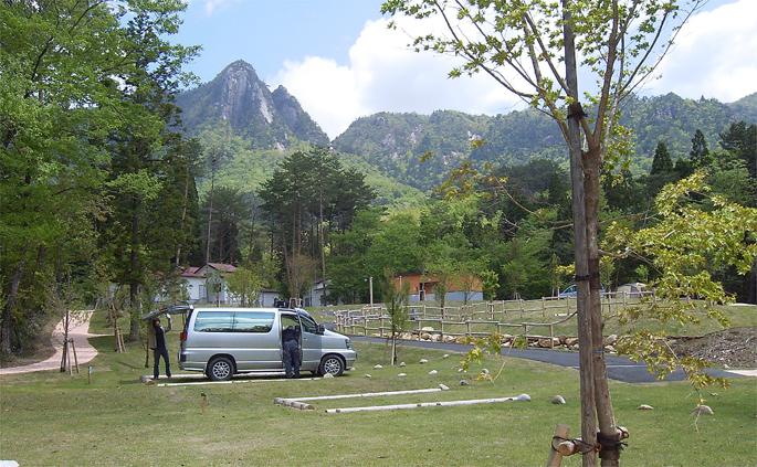 鹿川キャンプ場