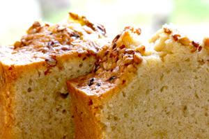 本格的な「蕎麦ケーキ」いかがですか?