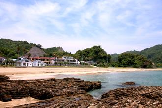 須美江家族旅行村 須美江海水浴場