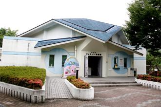 須美江家族旅行村 「すみえファミリー水族館」 隣接してパターゴルフ場があります
