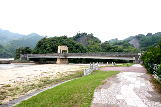 須美江家族旅行村 須美江橋