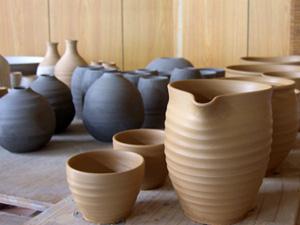 ゆう工房 陶器たち